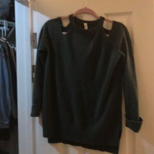 wishlist Sweaters - Hunter green sweater